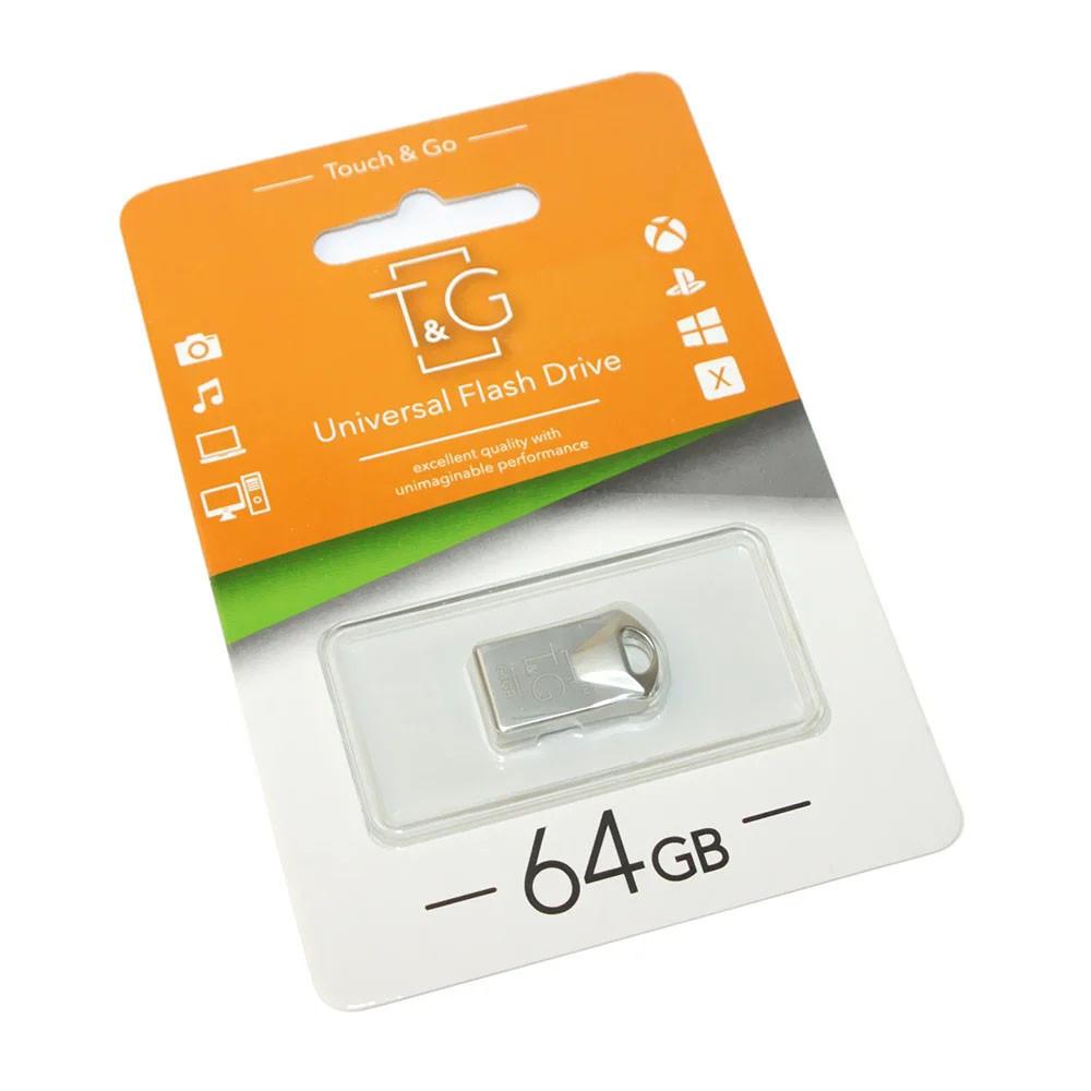 Флешка T&G 106 64 ГБ USB 3.0
