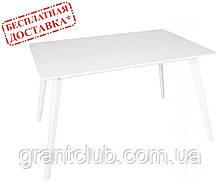 Стіл пластиковий Artichoke 120х80 білий (безкоштовна доставка)