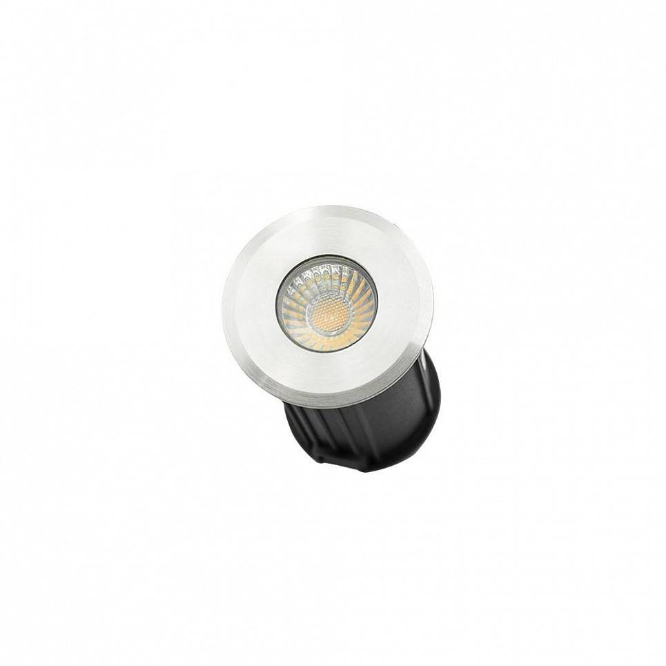Светильник встраиваемый Skarlat OLP2207-COB 3W BK 3000K IP67