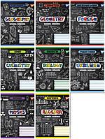 Предметная тетрадь 48 л Yes (Doodle board) выб.гибрид.лак набор из 8 видов (764853)
