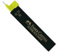 Грифель для механического карандаша 0.3мм В Super-Polymer 12шт в пенале