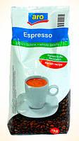 Кофе в зернах Aro Espresso 1 кг