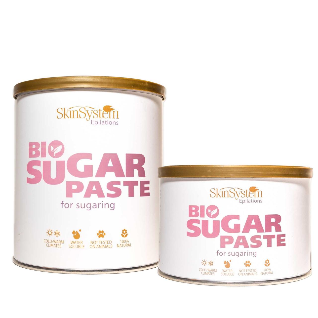 Цукрова паста Soft Bio 550 гр Skin System