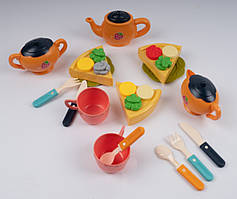 Дитяча ігрова посуд Runmao Toys RM8203-6-8
