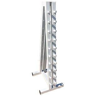 Напольная стойка подставка для гантелей «Елка» 115 см под гантели