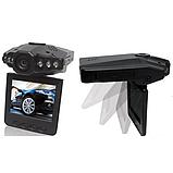 Автомобильный видеорегистратор с разъемом для микро SD, дисплеем 2.5 дюйма и поворотным экраном 198 HD DVR LCD, фото 6