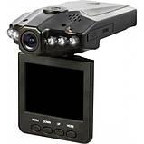 Автомобильный видеорегистратор с разъемом для микро SD, дисплеем 2.5 дюйма и поворотным экраном 198 HD DVR LCD, фото 7