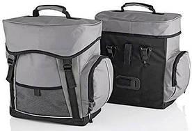 Велосумка с дождевиком 17 L Crivit Pannier Bag Set IAN278518