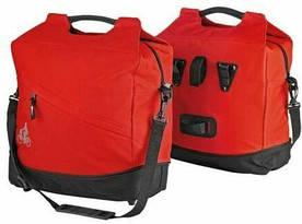 Велосипедная сумка на багажник с дождевиком 18 L Сrivit