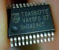 Микросхема TDA9817TS