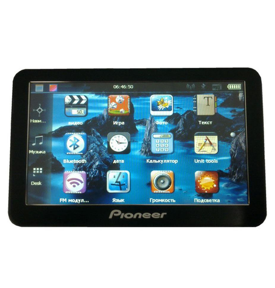 "GPS-Навігатор Pioneer 5 510"" 4 GB+TV"