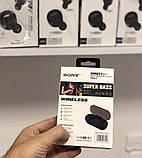 Бездротові Bluetooth-навушники SONY TWS 5, фото 3