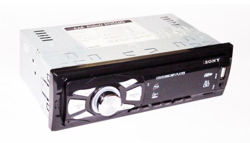 Автомагнітола 8228BT ISO Bluetooth, MP3, FM, USB, SD, AUX