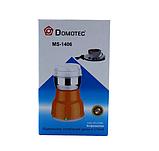 Електрична кавомолка Domotec MS-1406 220V/150W з обертовим ножем, фото 10
