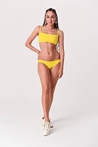 Жіночий купальник трійка NV Aruba жовтий