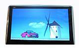 Навігатор GPS 8004 ddr2-128mb, 8gb HD\ємнісний екран, фото 3