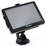 Навігатор GPS 8004 ddr2-128mb, 8gb HD\ємнісний екран, фото 10