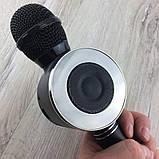 Беспроводные микрофоны для караоке Wster WS-668, Портативный микрофон, USB-микрофон, фото 8