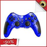 Игровая приставка джойстик для PS3/PS2/PS1/PC/360/TV (геймпад беспроводной) 6 в 1, фото 2
