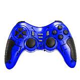 Игровая приставка джойстик для PS3/PS2/PS1/PC/360/TV (геймпад беспроводной) 6 в 1, фото 3