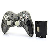 Игровая приставка джойстик для PS3/PS2/PS1/PC/360/TV (геймпад беспроводной) 6 в 1, фото 6