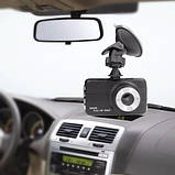 Видеорегистратор автомобильный car dvr full hd 1080p 626-2 металл, регистратор камера видеонаблюдения Full HD, фото 10
