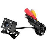 Bluetooth автомагнитола 2DIN Lux 261 HD с сенсорным экраном, тюнером, USB, FM, AUX и cd-проигрывателем, фото 6