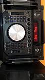 Беспроводная колонка чемодан для дискотеки Ailiang DJ-1035 с Диджей Микшером, пультом и 2 микрофонами, фото 3