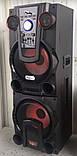 Бездротова колонка валізу для дискотеки Ailiang UF-1044 комбо з мікрофоном і подвійним 12 дюймовим динаміком, фото 5