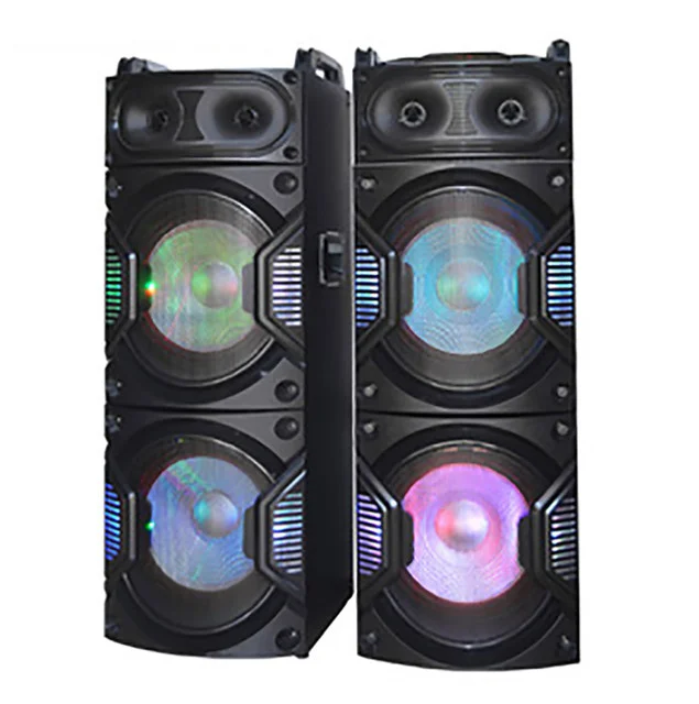 Комплект акустичних систем для дискотеки Ailiang UF-6623 комбо + пульт ДУ, USB, FM, Bluetooth, Діджей Мікшер