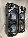 Комплект акустичних систем для дискотеки Ailiang UF-6623 комбо + пульт ДУ, USB, FM, Bluetooth, Діджей Мікшер, фото 5