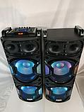 Комплект акустичних систем для дискотеки Ailiang UF-6623 комбо + пульт ДУ, USB, FM, Bluetooth, Діджей Мікшер, фото 6