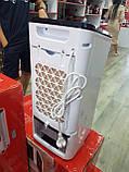 Портативний водяний охолоджувач повітря випарного типу Gold Diamond з пультом ДУ, мобільні кондиціонери, фото 7