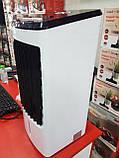 Портативний водяний охолоджувач повітря випарного типу Gold Diamond з пультом ДУ, мобільні кондиціонери, фото 8