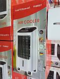 Портативний водяний охолоджувач повітря випарного типу Gold Diamond з пультом ДУ, мобільні кондиціонери, фото 9