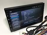 Автомагнітола 2DIN на Android 6601 MP5 7INCH MP5 Long Довга база з Bluetooth, Магнітола 2 дін з навігацією, фото 5