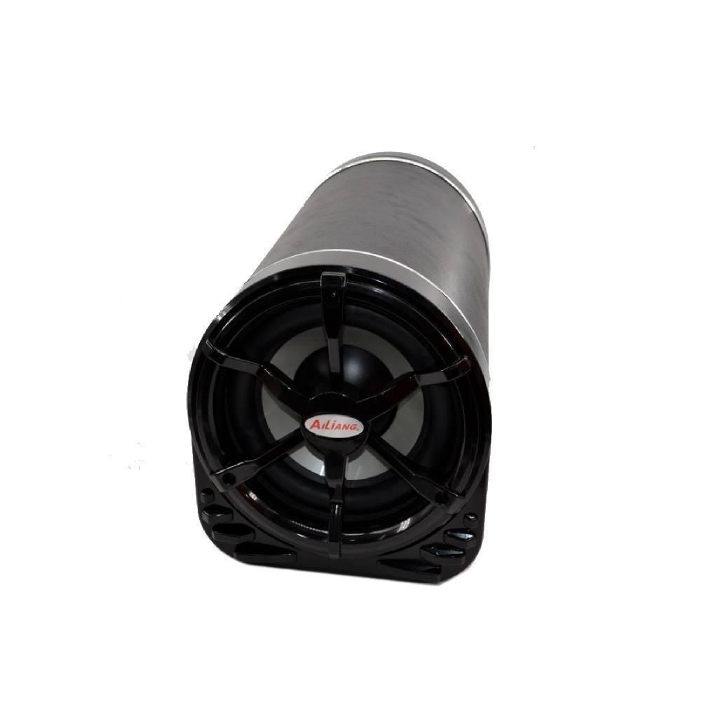 Автомобільна бездротова колонка Ailiang AL-1000A, портативна акустика, сабвуфер з підсилювачем