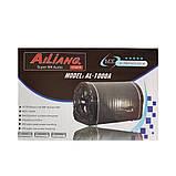 Автомобільна бездротова колонка Ailiang AL-1000A, портативна акустика, сабвуфер з підсилювачем, фото 5