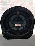 Автомобильная беспроводная колонка Ailiang AL-1000A, портативная акустика, сабвуфер с усилителем, фото 7