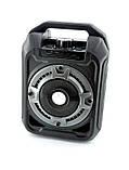 Бездротова колонка Bluetooth B328, недорога портативна колонка з мікрофонним виходом, USB, карта пам'яті, фото 4