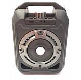 Бездротова колонка Bluetooth B328, недорога портативна колонка з мікрофонним виходом, USB, карта пам'яті, фото 5