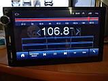 Автомагнітола 2DIN MP5 7003-2U на Андроїд, сенсорний екран, AUX, Bluetooth, USB, Магнітола 2 дін з мультимедіа, фото 3