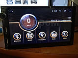 Автомагнітола 2DIN MP5 7003-2U на Андроїд, сенсорний екран, AUX, Bluetooth, USB, Магнітола 2 дін з мультимедіа, фото 7