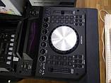 Бездротова колонка валізу для дискотеки Ailiang DJ-1034 з Діджей Мікшером, пультом і 2 мікрофонами, фото 7