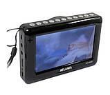 Портативная мультимедийная система Atlanfa at9900  Mp3 MP5, Плеер с экраном, Медиаплеер для фото видео и аудио, фото 6