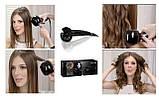 Автоматична плойка для професійної укладки волосся BaByliss PRO, стайлер для завивки, великих локонів, фото 4