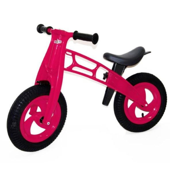 Детский велобег Cross Bike от Kinder Way, двухколесный беговел для активного отдыха ребенка, каталка