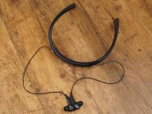 Стереонавушники для спорту Stn-730 навушники-вкладиші Level U Чорні, спортивна Bluetooth гарнітура Репліка