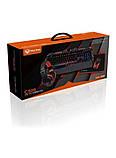Комплект ігрової провідний для геймерів 4 в 1 Meetion MT-C500 Клавіатура з підсвічуванням, миша, навушники,, фото 2