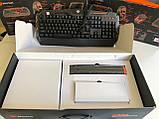 Комплект ігрової провідний для геймерів 4 в 1 Meetion MT-C500 Клавіатура з підсвічуванням, миша, навушники,, фото 3